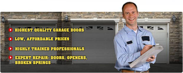 Fentress Garage Door Repair